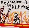 essentialsaltes: (atheist teacher)