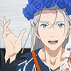 allekha: (Young Victor waving)