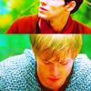 agirlnamedtruth: (Merlin: Merlin/Arthur: Green)