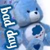 wikkibird: (Bad Day Bear)