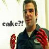 wikkibird: (Sylar Cake)