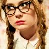 agirlnamedtruth: (Selfie: Eliza: Glasses)
