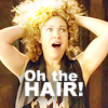 indybaggins: (the hair!)