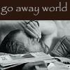 hughville: (House Go away world)