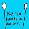 plate: (hands.)