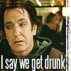 "grundyscribbling: metatron from dogma: ""I say we get drunk"" (dogma - metatron)"