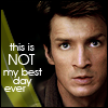 """grundyscribbling: Mal: """"this is not my best day ever"""" (firefly - not my best day)"""