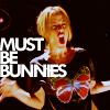 """grundyscribbling: Anya, from her OMWF solo """"IT MUST BE BUNNIES!"""" (buffy - anya)"""