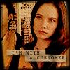 imwalde: (Wonderfalls/Customer)