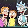 igel: Rick & Morty (Rick and Morty and Summer)