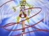 phantom_jeanne: The heroine of Kamikaze Kaitō Jeanne, reincarnation of Jeanne d'Arc. (anime, magical girl)