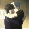 mousapelli: (Victuuri Hug)