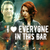 inkvoices: (avengers: assassins bar love)