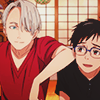 goldkiss: (red yuuri)