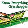 zan: (Other: Know-Everything Grasshopper)