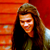 quileutejacob: (long hair; happy)