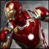 deepspaceartist: Iron Man mark 43 (Default)