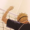 marks: get you hooked (tsukishima (hq))
