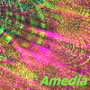 amedia: (wild pink fractal)