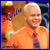 amedia: (Gunther stylin')