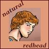amedia: (Natural Redhead)