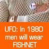 amedia: (UFO - Fishnet)