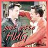 amedia: (hug - joey/chandler)