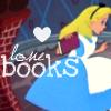 amedia: (Alice - Love Books)