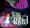 amedia: (Alice - We're All Mad)