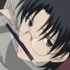 kb9vcn: Shigure from Fruits Basket (writing)