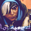 "ossobuco: Ana Amari from Overwatch; Arabic reads ""I will protect you"" (ana protect)"
