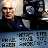 grundyscribbling: (bsg - what are you smoking?)