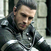 lassarina: An image of Nyx from FFXV Kingsglaive looking serious (Nyx)