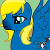 spiral_brow: (pony - default/serious)