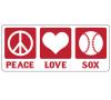 vampwillow: peace love sox (sox)