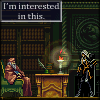 zarla: Alucard in the Library (interestedinthis)