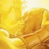 navaan: (DC ApolloMidnighter kiss)
