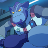 varkon_legendarymallcop: (Ready to fight in the name of Galra!)