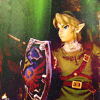 dorchadas: (Link with Shield)