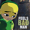 dorchadas: (Toon Link Feels bad man)