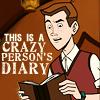 wookiemonster: (Dean Venture Diary)
