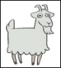 nemotode: (goat)