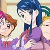 Karen Minazuki/Cure Aqua/Caroline Banks (Recollé)
