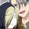 icicle33: (victor hugs yurio)