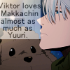 icicle33: (victor makkachin text)