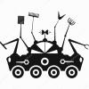 moon_rover: (луноход) (Default)
