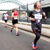 purplecat: Picture of purplecat running the Great North 10K (Running)