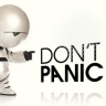 grundyscribbling: (hitchhikers - don't panic)