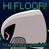 matt1993: (gir meets the floor)