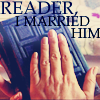 elisi: (Reader I married him by kathyh)